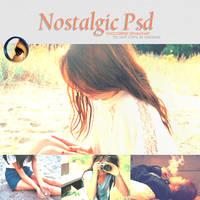 PSD O37|Nostalgic by SoClosePsd