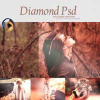 PSD O38|Diamond by SoClosePsd