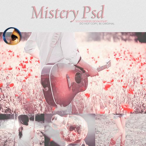 PSD O39|Mistery by SoClosePsd