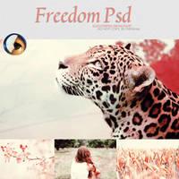 PSD O4O|Freedom by SoClosePsd