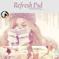 PSD O41|Refresh by SoClosePsd