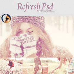 PSD O41|Refresh