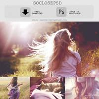 PSD O43|Memories by SoClosePsd