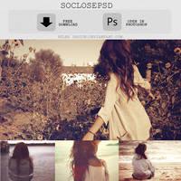PSD O45|Horizon by SoClosePsd