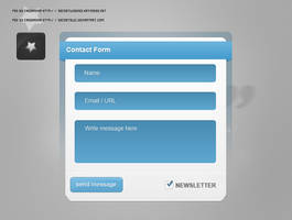Contact Form by secretSWC