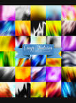 #6 icon texture pack - Taste da rainbow! by Evey-V