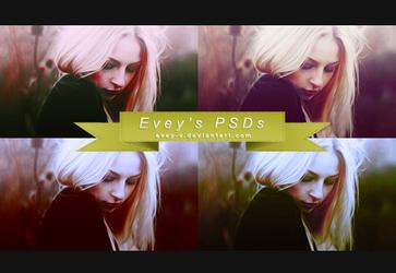 PSD pack #6 by Evey-V