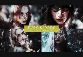 PSD #105 - Teal is for the Wicked by Evey-V