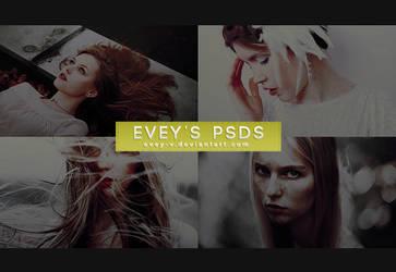 PSD #132 - Terrible Beauty by Evey-V