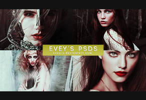 PSD #136 - Wrath by Evey-V