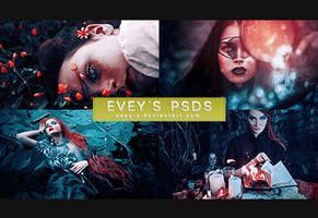 PSD #137 - Daughter of Poseidon by Evey-V