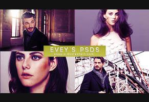 PSD #142 - Pride by Evey-V
