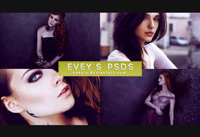PSD #144 - Envy by Evey-V