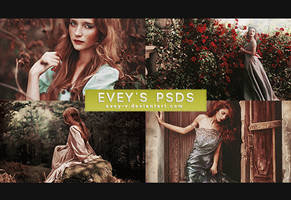 PSD #145 - Daughter of Demeter by Evey-V