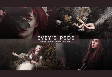 PSD #203 - Dead To Me by Evey-V