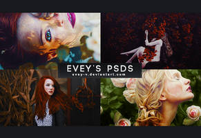 PSD Pack #13 - Lost Love by Evey-V