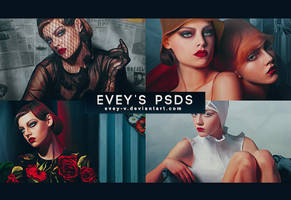 PSD #215 - Tragedy by Evey-V