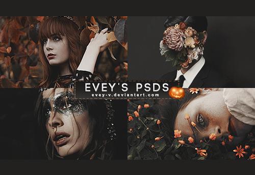 PSD #262 - Halloween