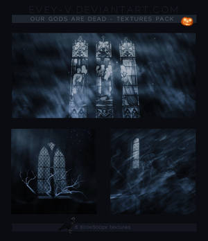 #43 Textures Pack - Our Gods Are Dead
