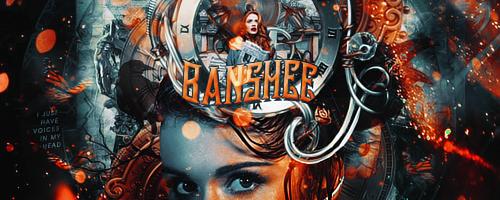 Banshee [GIF] by Evey-V