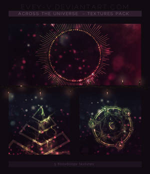 #46 Textures Pack - Across the Universe