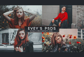 PSD #311 - Wait For Me by Evey-V