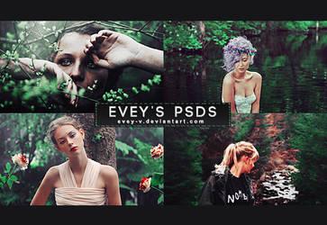 PSD #314 - La La Land by Evey-V