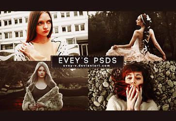 PSD # 316 - Sanctus Spiritus by Evey-V