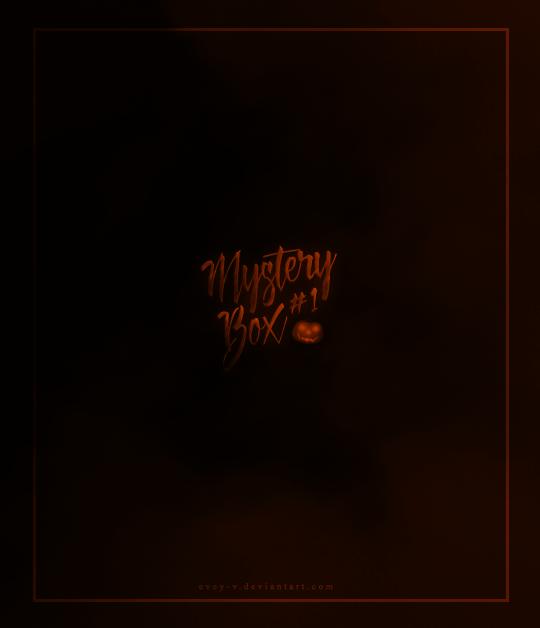 Mystery Box #1 by Evey-V