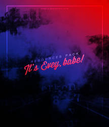 It's Evey, babe! - Resources pack