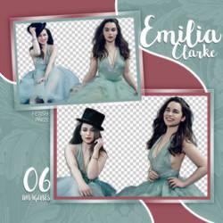 PACK PNG 133 // EMILIA CLARKE