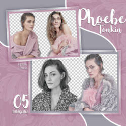 PACK PNG 134 // PHOEBE TONKIN