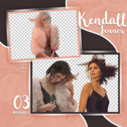PACK PNG 135 // KENDALL JENNER