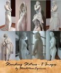 Standing Statues - 8 Images