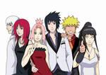 Naruto actors