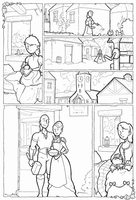 Amber And The Egg Page 2 by BevisMusson