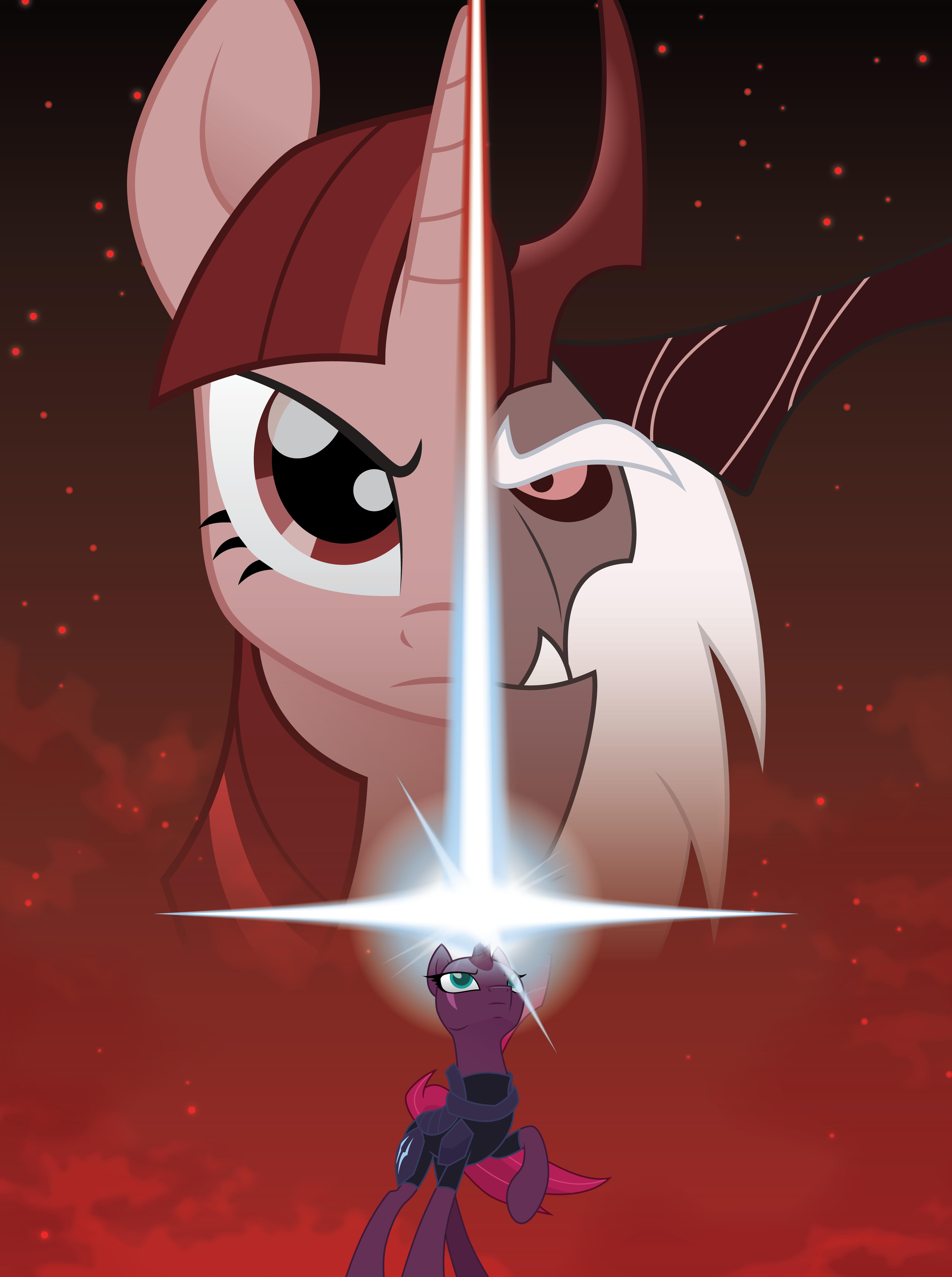 Star Wars: The Last Poni by AmarthGul