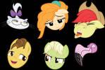 pony Emoji Volume Four
