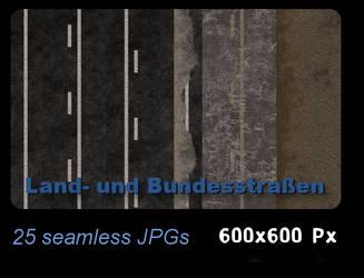Land- und Bundesstrassen by thobar