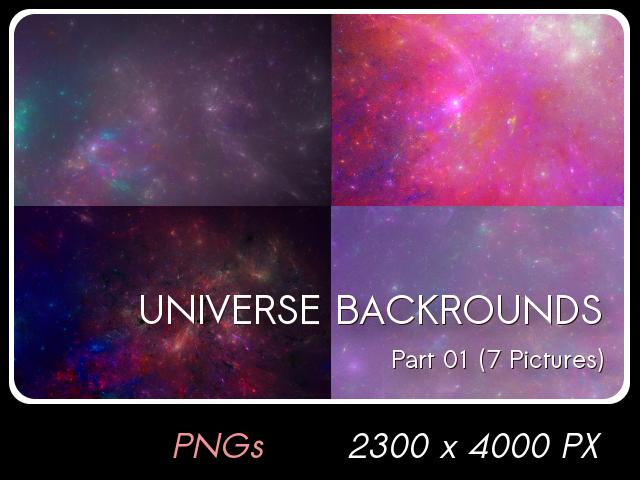 Universe Backrounds Part 01