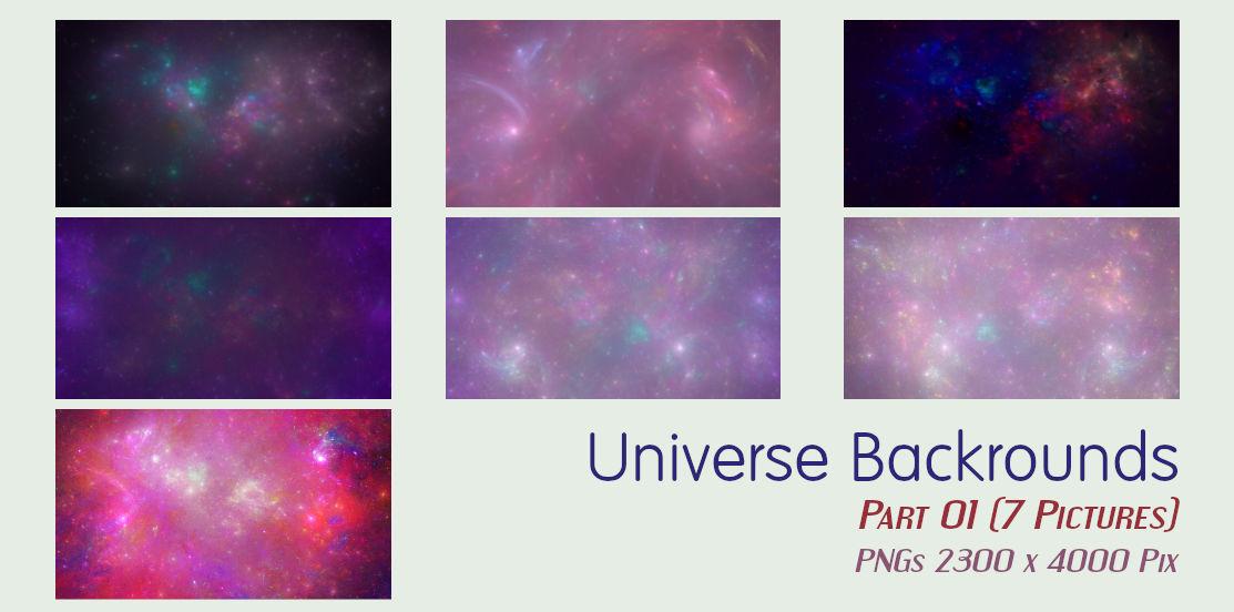 Universe Backrounds (Part 01)