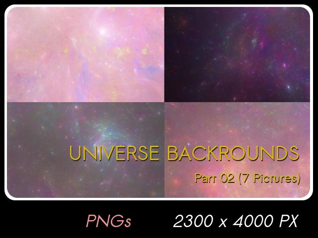 Universe Backrounds Part 02
