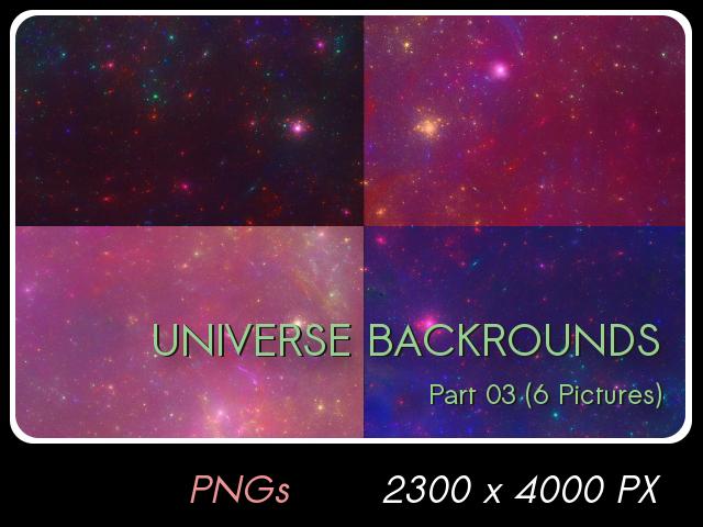 Universe Backrounds Part 03