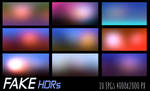 Fake HDRs by thobar