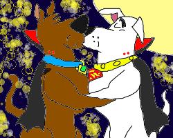 Krypto x Scooby 16 by conlimic000