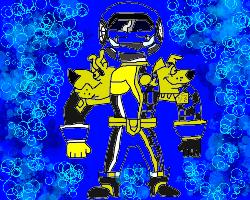 Supermen Turbo Sentai Driveranger 2 by conlimic000