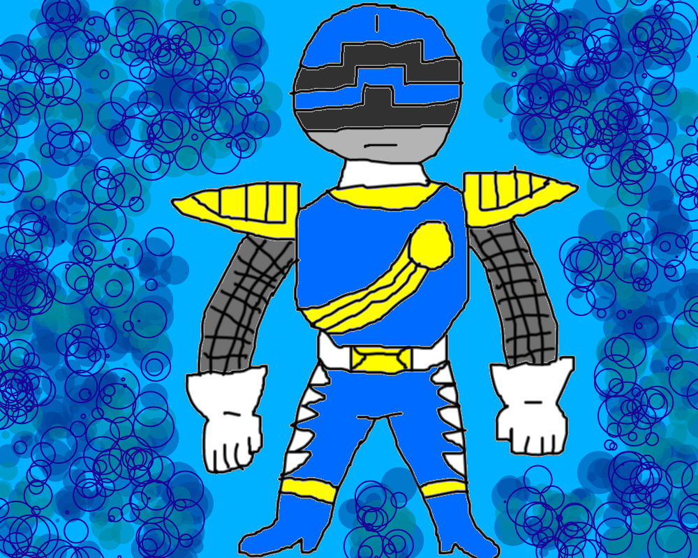 Power Rangers: Win, Lose, and Kaboom 5 by conlimic000