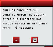 phillies Quicknotes by modular9