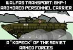 Walfas Transport: BMP-1