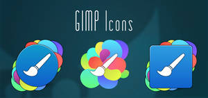 Gimp Icons. Updated